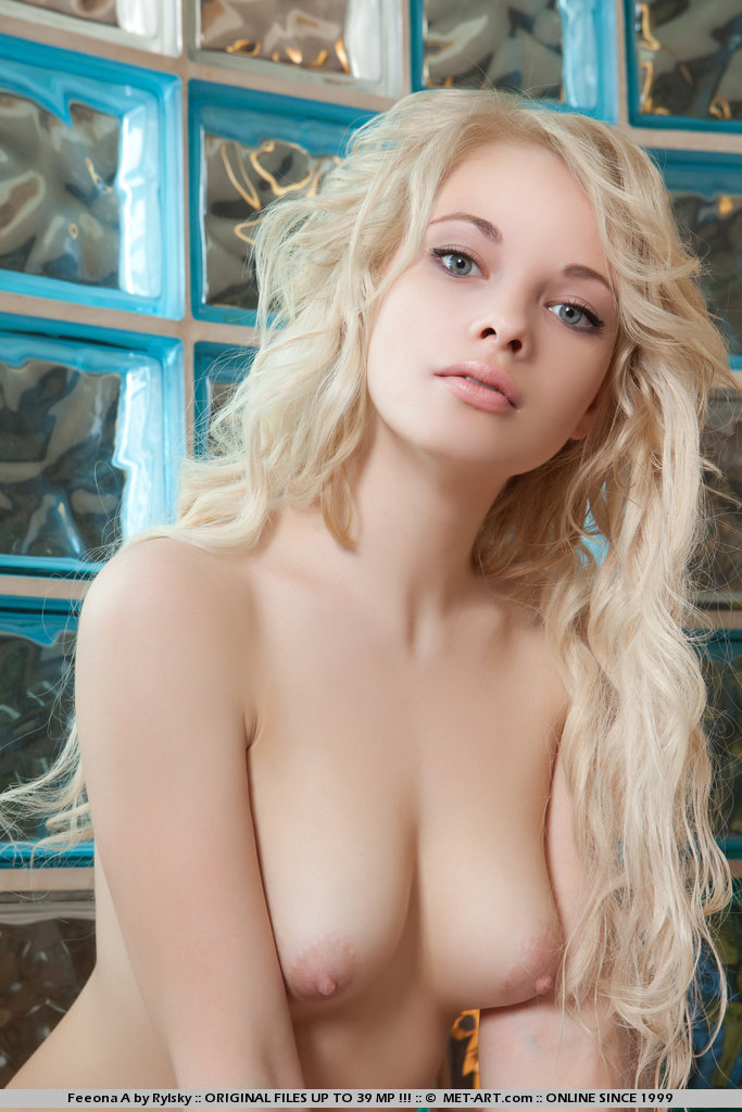 beautiful blonde